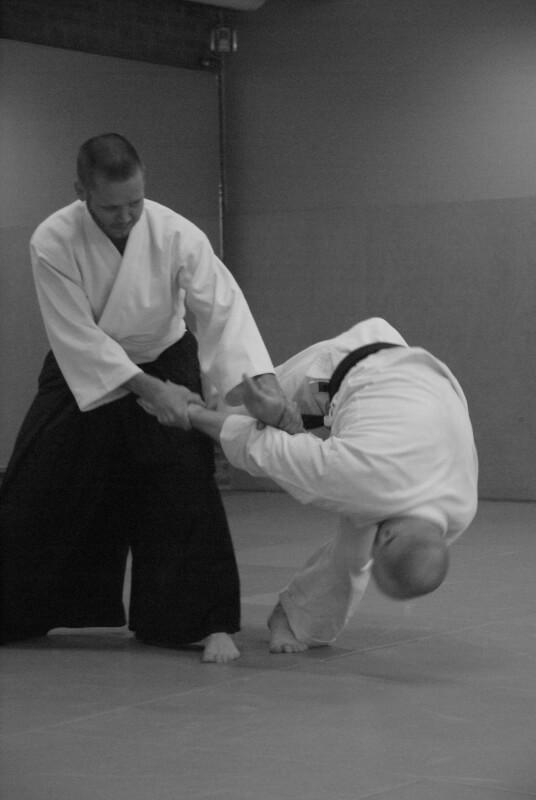 aikido-tekniker